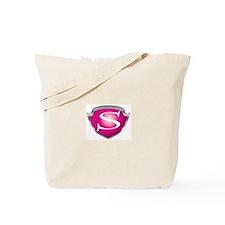 Super Woman Logo Tote Bag