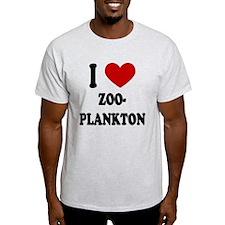 I Heart ZooPlankton T-Shirt