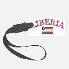 liberia Luggage Tag
