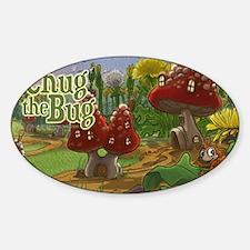 Bugalou Village Sticker (Oval)