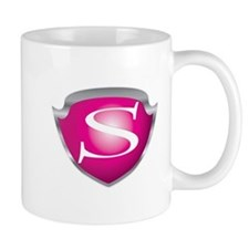 Super Woman Logo Mugs
