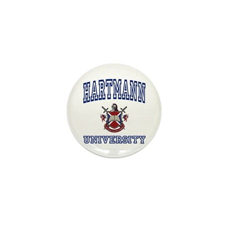 HARTMANN University Mini Button (10 pack)