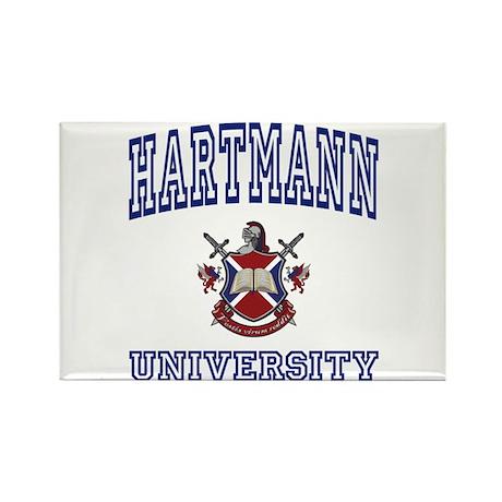 HARTMANN University Rectangle Magnet (10 pack)