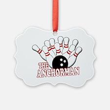 The Anchorman Ornament