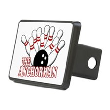 The Anchorman Hitch Cover