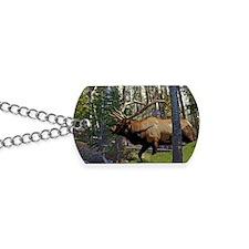 Bell Elk 3 Dog Tags