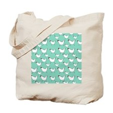 Chickens Tote Bag
