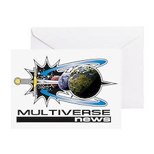 MultiverseNews Greeting Card