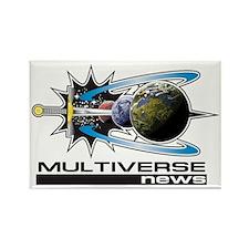 MultiverseNews Rectangle Magnet