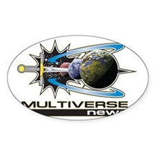 Multiverse news Logo highlighted Decal