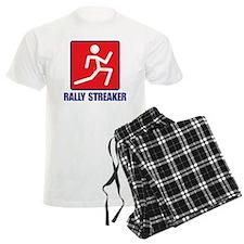 Rally Streaker Pajamas