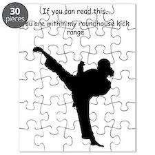 roundhouse kick Puzzle