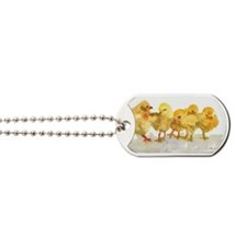 Baby Chicks Dog Tags