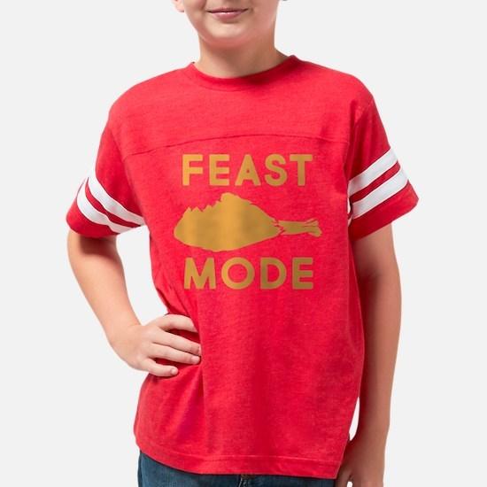 Feast Mode Youth Football Shirt