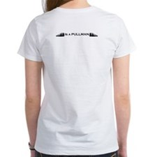 Train Tee - My other car is a pullman