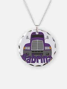 sabrina-g-trucker Necklace