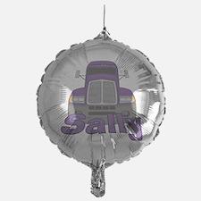 sally-g-trucker Balloon