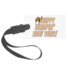 Happy Humpin New Year 2014 Hump Day Camel Luggage