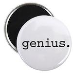 genius. Magnet