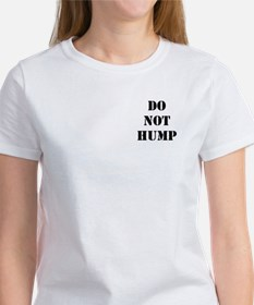 Tee - Do Not Hump-Show me your Caboose