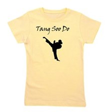 Tang Soo Do Girl Girl's Tee