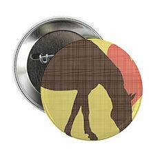 "Horse Grazing 2.25"" Button"