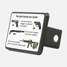 Safe Family Gun Guide Hitch Cover