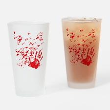 flesh wound Drinking Glass