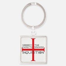 spanish inquisition Square Keychain