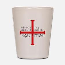 spanish inquisition Shot Glass