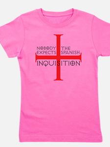 spanish inquisition Girl's Tee