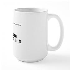 Supreme Citizen Barcode, Mug