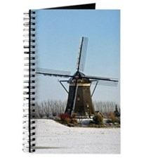 Leidschandam Windmill Of Holland Journal