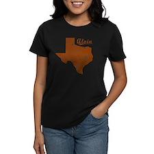 Alvin, Texas (Search Any City Tee