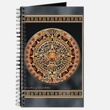 Sun Stone of Ancient Tenochtitlan Journal