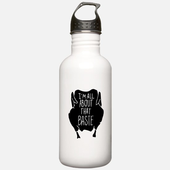 I'm All About That Bas Water Bottle