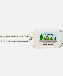 Cute Rv Dog Tags