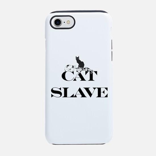 Cat Slave iPhone 7 Tough Case