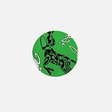Sagittarius Mini Button