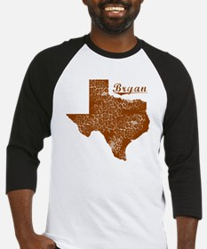 Bryan, Texas (Search Any City!) Baseball Jersey