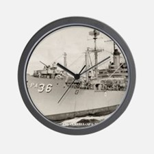 cambria framed panel print Wall Clock
