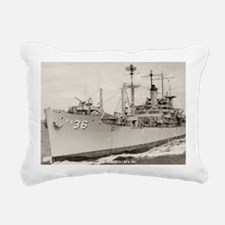 cambria framed panel pri Rectangular Canvas Pillow