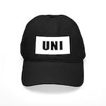 UNI Black Cap