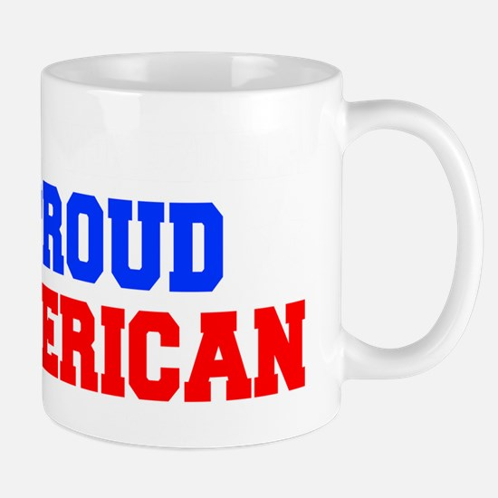 Born In Venezuela Proud American Mug