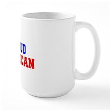 Born In Venezuela Proud American Mug