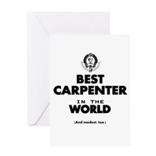 The Best in the World – Carpenter Greeting Cards