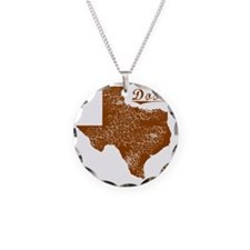 Doss, Texas (Search Any City Necklace