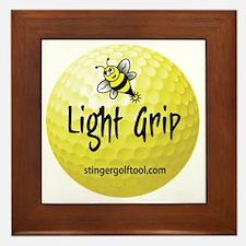 Stinger Light Grip Framed Tile