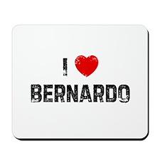 I * Bernardo Mousepad