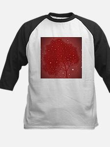 effect tree christmas Baseball Jersey